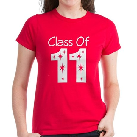 Class of 2011 Women's Dark T-Shirt