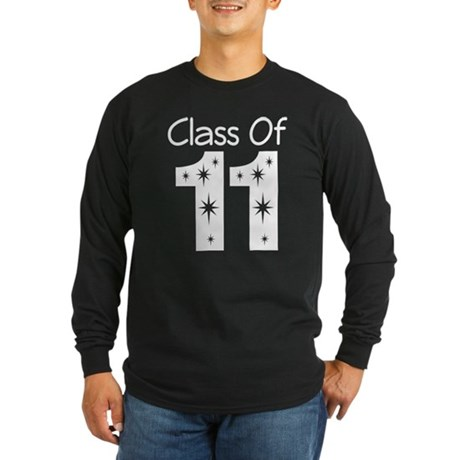 Class of 2011 Long Sleeve Dark T-Shirt