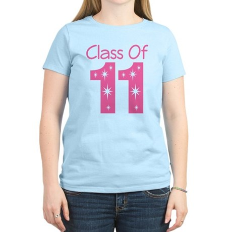 Class of 2011 Women's Light T-Shirt
