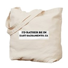 Rather: EAST SACRAMENTO Tote Bag