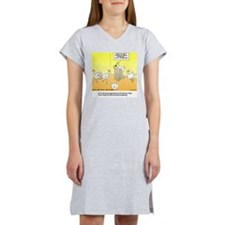 ChickenHead Anonymous Women's Nightshirt