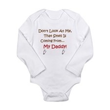 baby daddy Body Suit