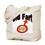 Old Fart Tote Bag