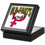 Ols Fart's Wife Keepsake Box