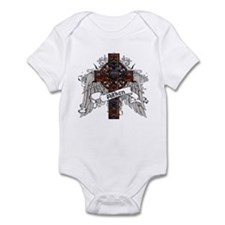 Aitken Tartan Cross Infant Bodysuit