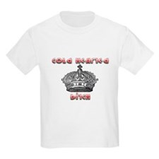 cold hearted bitch T-Shirt