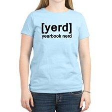 Yearbook Nerd - Yerd T-Shirt