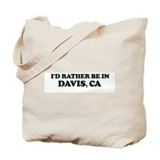 Rather: DAVIS Tote Bag