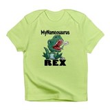 Personalizable T-Rex Infant T-Shirt
