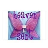 Heaven Sent Postcards (Package of 8)