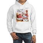 Stand Your Ground Law Enters Hell Hooded Sweatshir