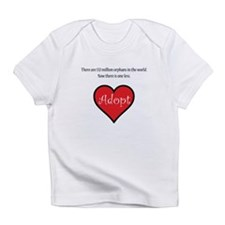 One less orphan Infant T-Shirt
