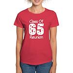 Class of 1965 Reunion Women's Dark T-Shirt