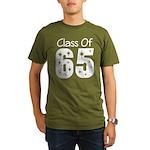 Class of 1965 Organic Men's T-Shirt (dark)