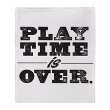 Play Time Throw Blanket