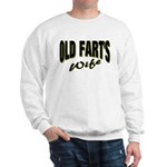Old Fart's Wife Sweatshirt