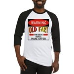 Old Fart Baseball Jersey