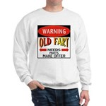 Old Fart Sweatshirt