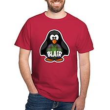 Blair Tartan Penguin T-Shirt