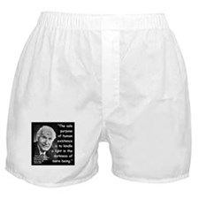Jung Purpose Quote 2 Boxer Shorts