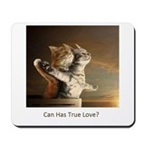 Titanic Cats Mousepad