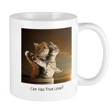 Titanic Cats Small Mug