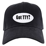 Got TTY? Baseball Hat