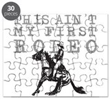 Cute Wild horse Puzzle