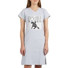 Cool Rodeo Women's Nightshirt