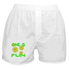FIRST BIRTHDAY Boxer Shorts