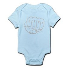 Cute Lefthanded Infant Bodysuit