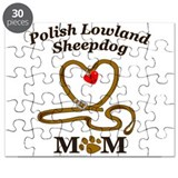 Unique Polish lowland sheepdog Puzzle