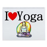 YOGA Wall Calendar