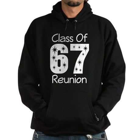 Class of 1967 Reunion Hoodie (dark)