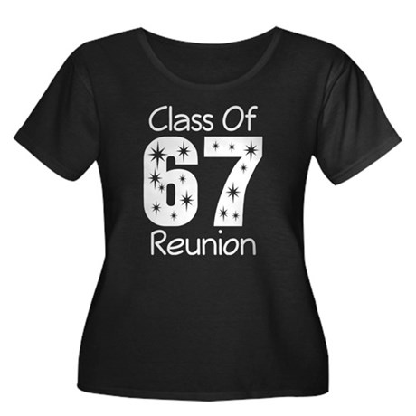Class of 1967 Reunion Women's Plus Size Scoop Neck