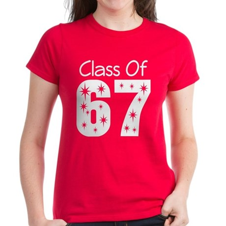 Class of 1967 Women's Dark T-Shirt