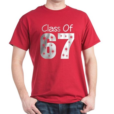 Class of 1967 Dark T-Shirt