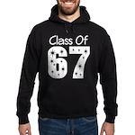 Class of 1967 Hoodie (dark)