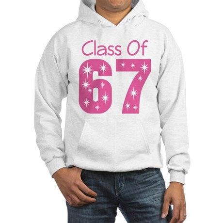 Class of 1967 Hooded Sweatshirt