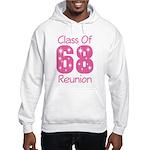Class of 1968 Reunion Hooded Sweatshirt