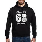 Class of 1968 Reunion Hoodie (dark)
