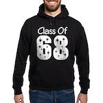 Class of 1968 Hoodie (dark)