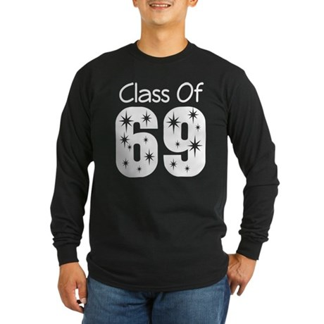 Class of 1969 Long Sleeve Dark T-Shirt