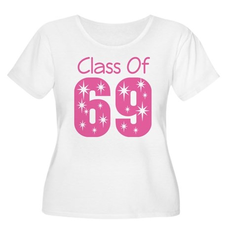 Class of 1969 Women's Plus Size Scoop Neck T-Shirt