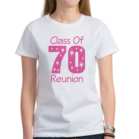 Class of 1970 Reunion Women's T-Shirt