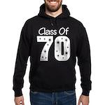 Class of 1970 Hoodie (dark)