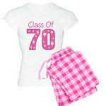 Class of 1970 Women's Light Pajamas