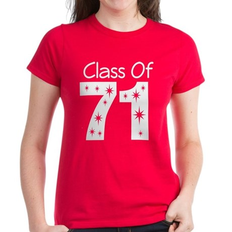 Class of 1971 Women's Dark T-Shirt