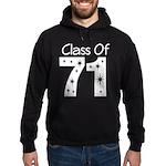 Class of 1971 Hoodie (dark)