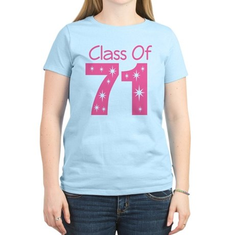 Class of 1971 Women's Light T-Shirt